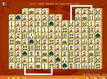 Mahjong Connect Solitaire